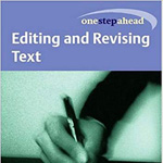 Editing and Revising Text